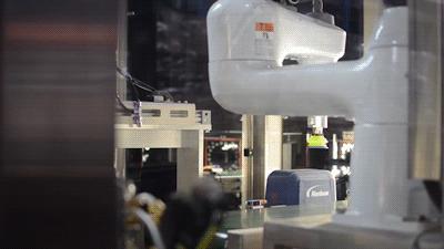备战11.11,京东物流应用智能包装机,效率提升10倍