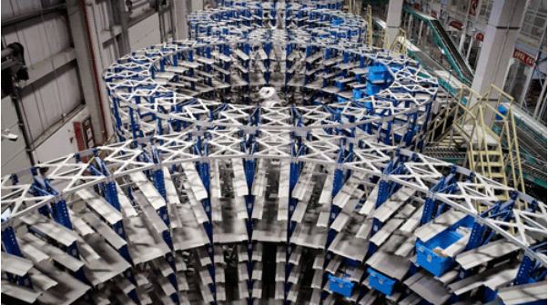 亚洲电商最强大智能仓群 618聚能发力