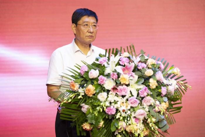 蔡进出席中国金属材料流通协会第八次会员代表大会